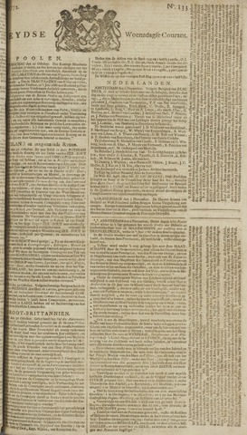 Leydse Courant 1772-11-04