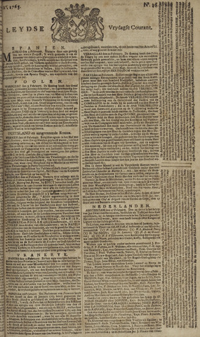 Leydse Courant 1765-03-01