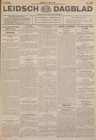 Leidsch Dagblad 1930-05-06