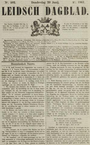 Leidsch Dagblad 1861-06-20