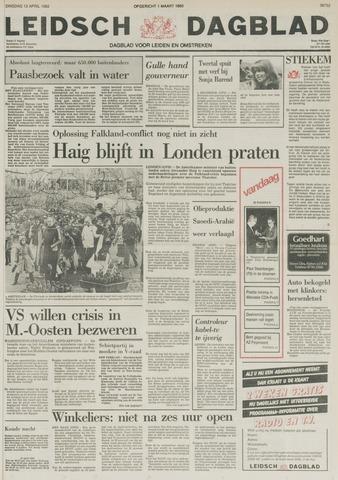 Leidsch Dagblad 1982-04-13