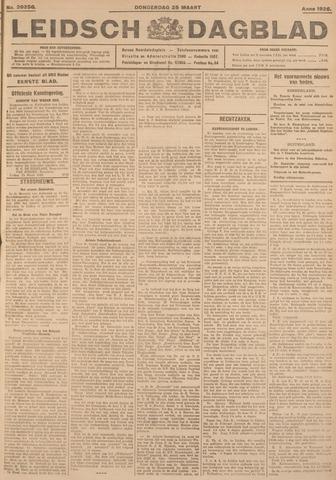 Leidsch Dagblad 1926-03-25