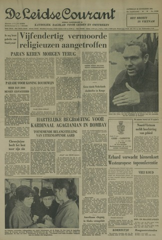 Leidse Courant 1964-11-28