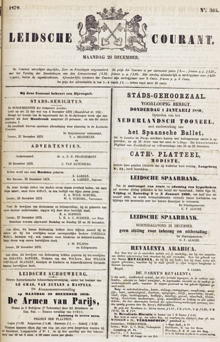 Leydse Courant 1879-12-29