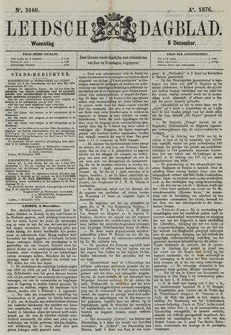Leidsch Dagblad 1876-12-06