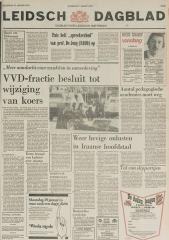 Leidsch Dagblad 1979-01-27