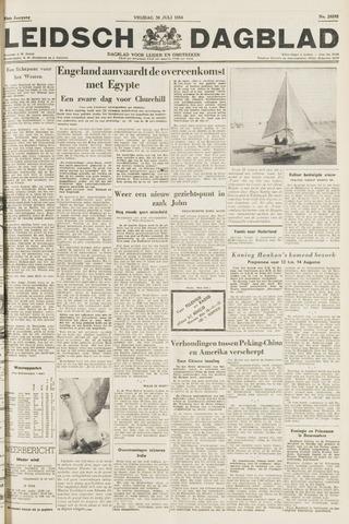 Leidsch Dagblad 1954-07-30
