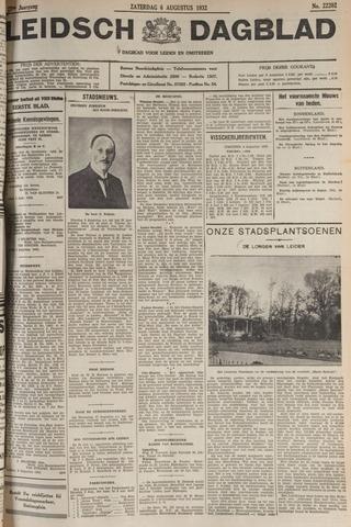 Leidsch Dagblad 1932-08-06