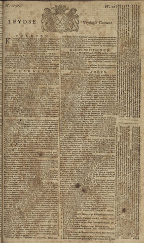 Leydse Courant 1757-09-09