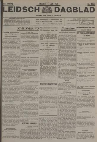 Leidsch Dagblad 1937-06-14