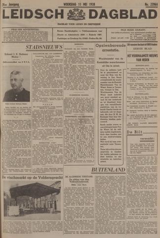 Leidsch Dagblad 1938-05-11