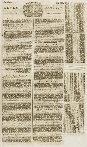 Leydse Courant 1822-08-21