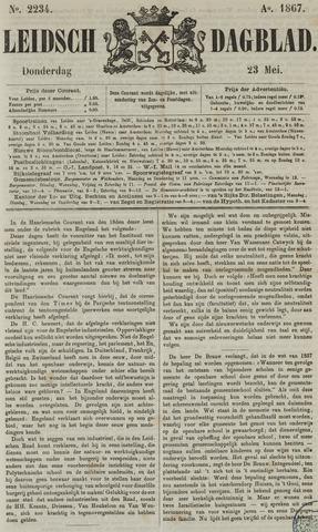 Leidsch Dagblad 1867-05-23