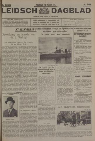 Leidsch Dagblad 1937-03-10