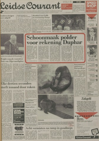 Leidse Courant 1989-06-01
