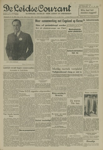 Leidse Courant 1952-06-27