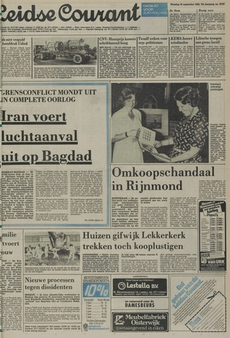 Leidse Courant 1980-09-23