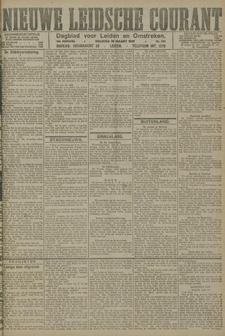 Nieuwe Leidsche Courant 1921-03-18