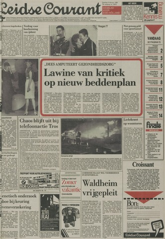 Leidse Courant 1988-02-06