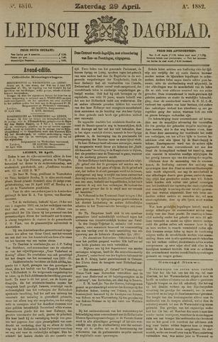 Leidsch Dagblad 1882-04-29