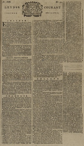 Leydse Courant 1808-04-29
