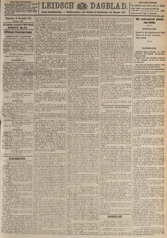 Leidsch Dagblad 1921-11-16