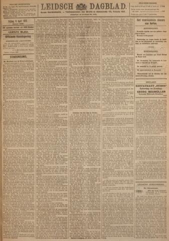 Leidsch Dagblad 1923-04-06