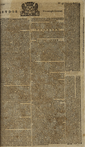 Leydse Courant 1751-04-21