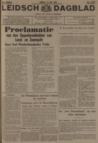 Leidsch Dagblad 1940-05-14