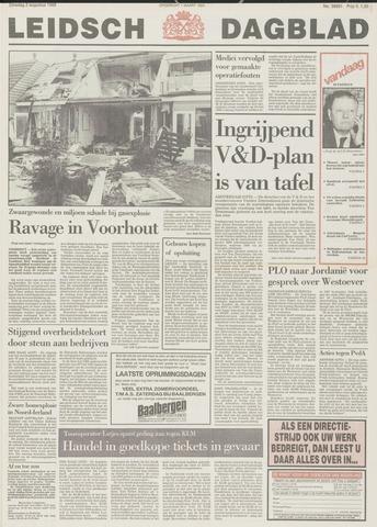 Leidsch Dagblad 1988-08-02