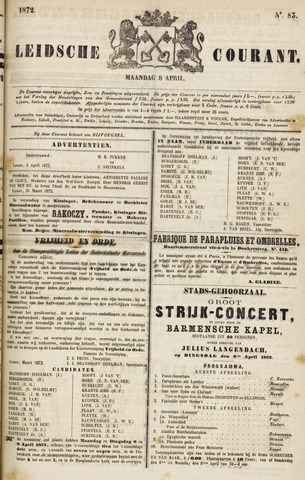 Leydse Courant 1872-04-08