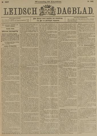 Leidsch Dagblad 1902-08-13