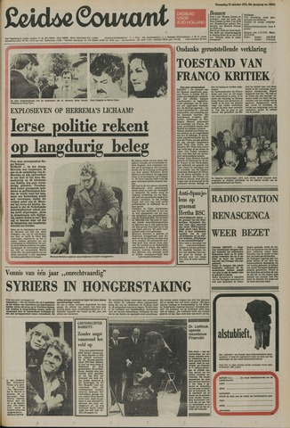 Leidse Courant 1975-10-22