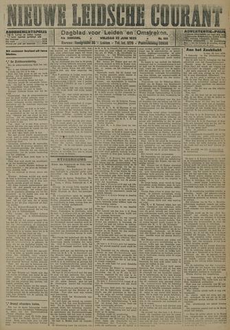 Nieuwe Leidsche Courant 1923-06-22