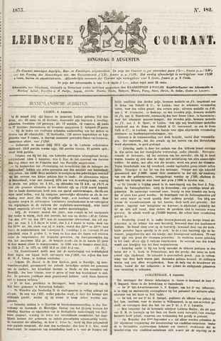 Leydse Courant 1873-08-05