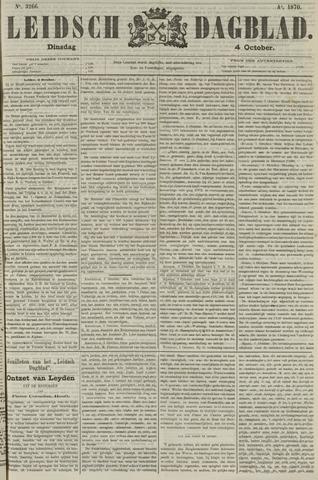 Leidsch Dagblad 1870-10-04