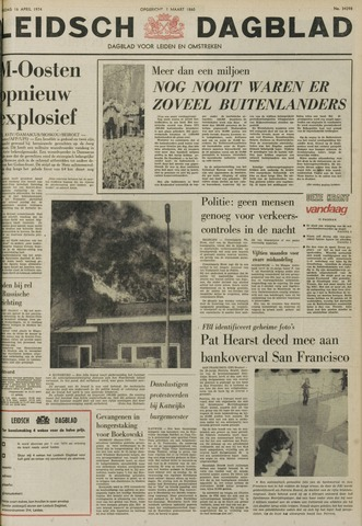 Leidsch Dagblad 1974-04-16