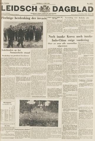 Leidsch Dagblad 1954-06-08