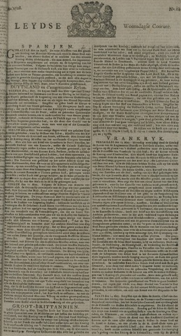 Leydse Courant 1728-05-19