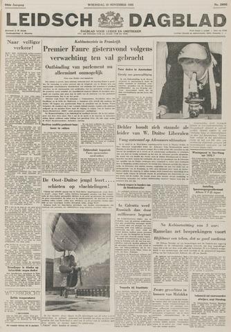 Leidsch Dagblad 1955-11-30