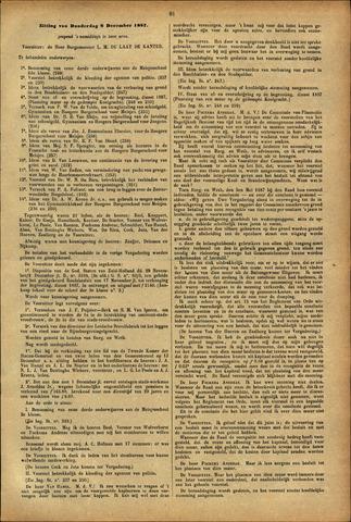 Handelingen van de Raad 1887-12-08