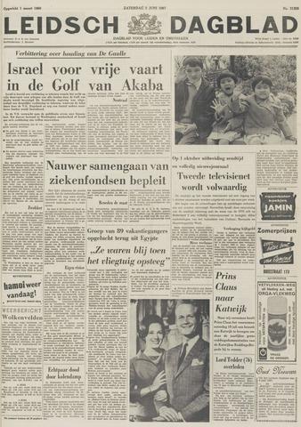 Leidsch Dagblad 1967-06-03