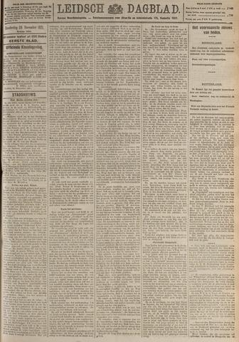 Leidsch Dagblad 1921-11-24