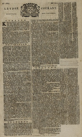 Leydse Courant 1807-09-16