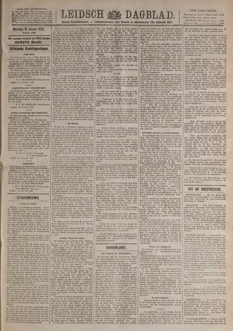 Leidsch Dagblad 1920-01-19