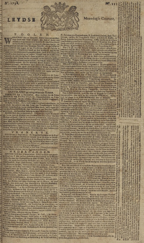 Leydse Courant 1758-09-18