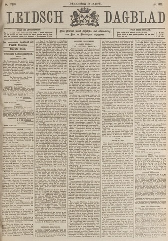 Leidsch Dagblad 1916-04-03