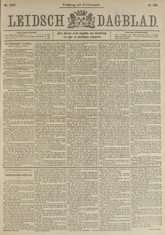 Leidsch Dagblad 1901-02-15