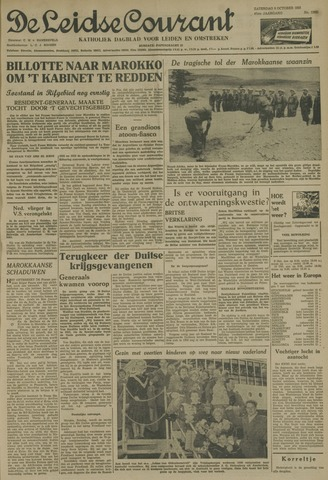 Leidse Courant 1955-10-08