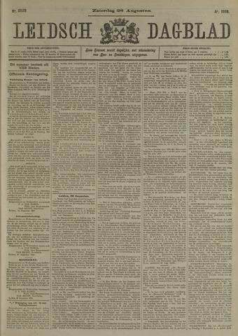 Leidsch Dagblad 1909-08-28